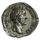 Roman AR Denarius Anton Pius (138-161 AD) CH XF NGC