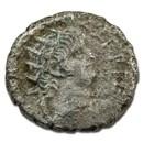 Roman Egypt AR Tetradrachm Nero (69-79 AD) Fine (Emmett 133)