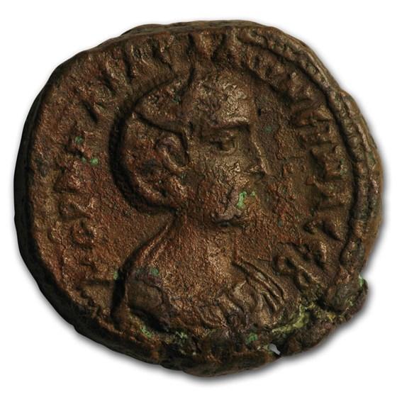 Roman Egypt BI Tetradrachm Salonina (254-268 AD) VF