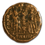 Roman Empire Ae As (306-410 AD) Rome: The First Christian Empire