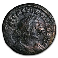 Roman Empire AE Bronze Successors of Constantine 320-423 AD VG-VF