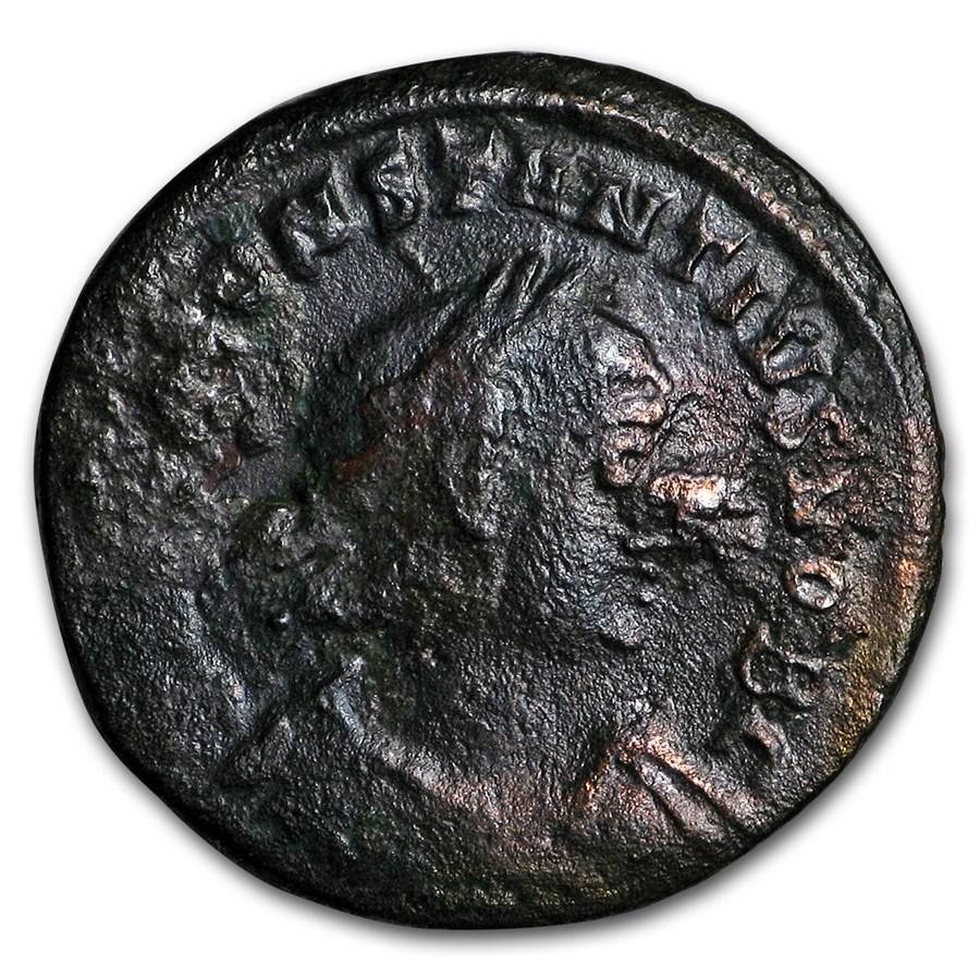 Roman Empire AE Bronze Successors of Constantine 320-423 AD VG-VF
