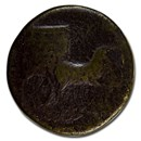 Roman Empire AE Sestertius Julia Augusta 22-23 AD Good (RIC I 51)