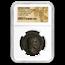 Roman Empire AE Sestertius Maximinius (235-238 AD) XF NGC
