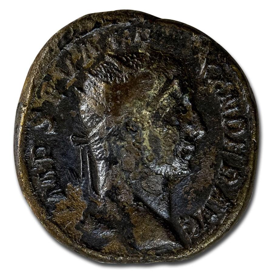 Roman Empire AE Sestertius Sev Alexander 229 AD VF (RIC IV 495)