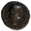 Roman Empire AE Sestertius Vespasian (76 AD) AD Fine (RIC II 577)