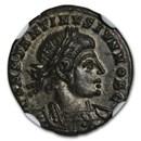 Roman Empire AE3/4 Emperor Constantine II (337-340 AD) MS NGC