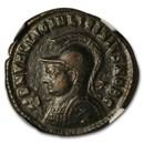 Roman Empire AE3 Emperor Licinius II (317-324 AD) XF NGC