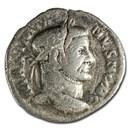 Roman Empire AR Argenteus Galerius (293-305 AD) VF (RIC VI 110b)