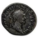 Roman Empire AR Denarius Emp Domitian 81 AD Fine (RIC II 21)