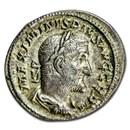 Roman Empire AR Denarius Emp Maximinius I 236 AD XF (RIC IV 12)