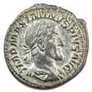 Roman Empire AR Denarius Emp Maximinius I 236 AD XF (RIC IV 22)