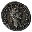 Roman Empire AR Denarius Emp Nerva 97 AD AU (RIC II 34)