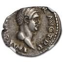 Roman Empire AR Denarius Otho (69 AD) CH VF NGC (RIC I 20)