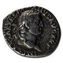 Roman Empire AR Denarius Vespasian (69-70 AD) AD VF (RIC II 6)