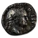 Roman Empire AR Denarius Vespasian (70 AD) AD Ch Fine (RIC II 16)