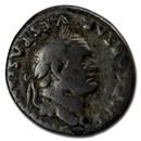 Roman Empire AR Denarius Vespasian (74 AD) Ch Fine (RIC II 703)