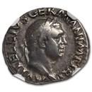 Roman Empire AR Denarius Vitellius (69 AD) Ch VF NGC (RIC I 86)