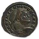 Roman Empire Bi Nummus Emperor Galerius (305-311 AD) MS* NGC