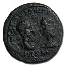 Roman Moesia AE29 Gordian III/Taanquillina (238-44 AD) Fine