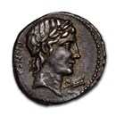 Roman Republic AR Denarius C. V. Pansa 90 BC AU (Crawford 342/5b)