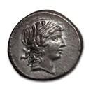 Roman Republic AR Denarius L. Censorinus (82 BC) AU (Cr-363/1d)