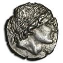 Roman Republic AR Denarius L. Memmius (109-108 BC) VF (Cr-304/1)