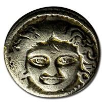 Roman Republic AR Denarius L. Plancus (47 BC) Fine (Cr-453/1c)