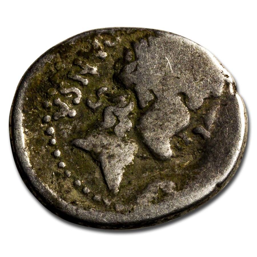 Roman Republic Silver Denarius (211-90 BC) Avg Circ