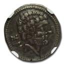 Roman Republic Silver Denarius (2nd-1st century BC) Ch VF* NGC