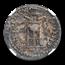 Roman Silver Denarius Emperor Titus (79-81 AD) Ch XF NGC
