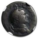 Roman Silver Denarius Emperor Vespasian (69-79 AD) Good NGC