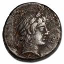 Roman Silver Denarius L. Censorinus (82 BC) VF