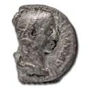 Roman Silver Denarius Random Emperors (44 BC-300 AD) Cull