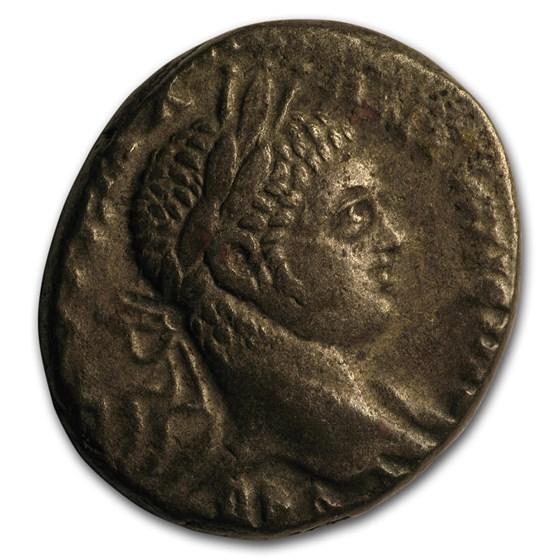 Roman Syria BI Tetradrachm Emp. Gordian III (238-244 AD) XF