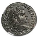 Roman Syria Laodicea AR Tetradrachm Caracalla (198-217 AD) MS NGC