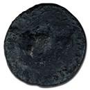 Rome AE As Vespasian 77-78 AD Good (RIC II 1269) Judaea Capta
