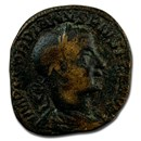 Rome AE Sestertius Gordian III 238-244 AD Ch Fine (RIC IV 300a)