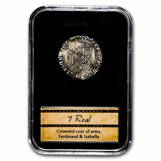Spain Silver Real Discovery of the New World Presentation Set