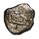 Spanish Colonial Silver Cobs One Real (Shipwreck Effect)