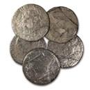 """Spanish Empire Silver 8 Reales Bust Type """"El Cazador"""" (w/COA)"""