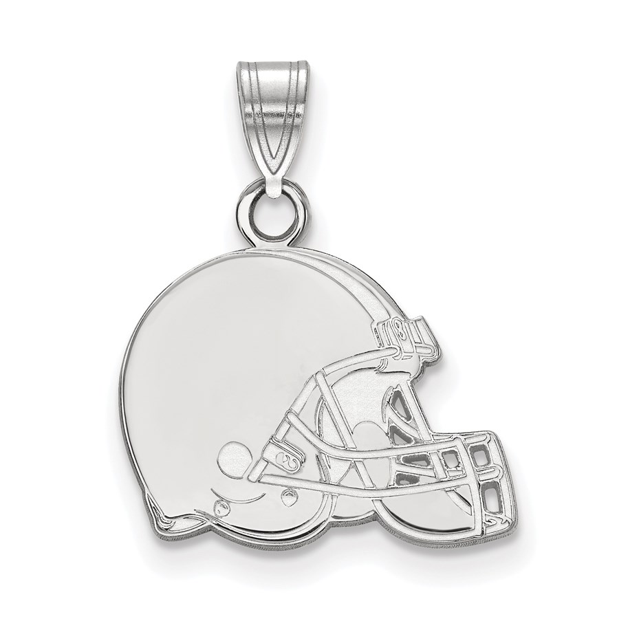 Sterling Silver Cleveland Browns Small Pendant