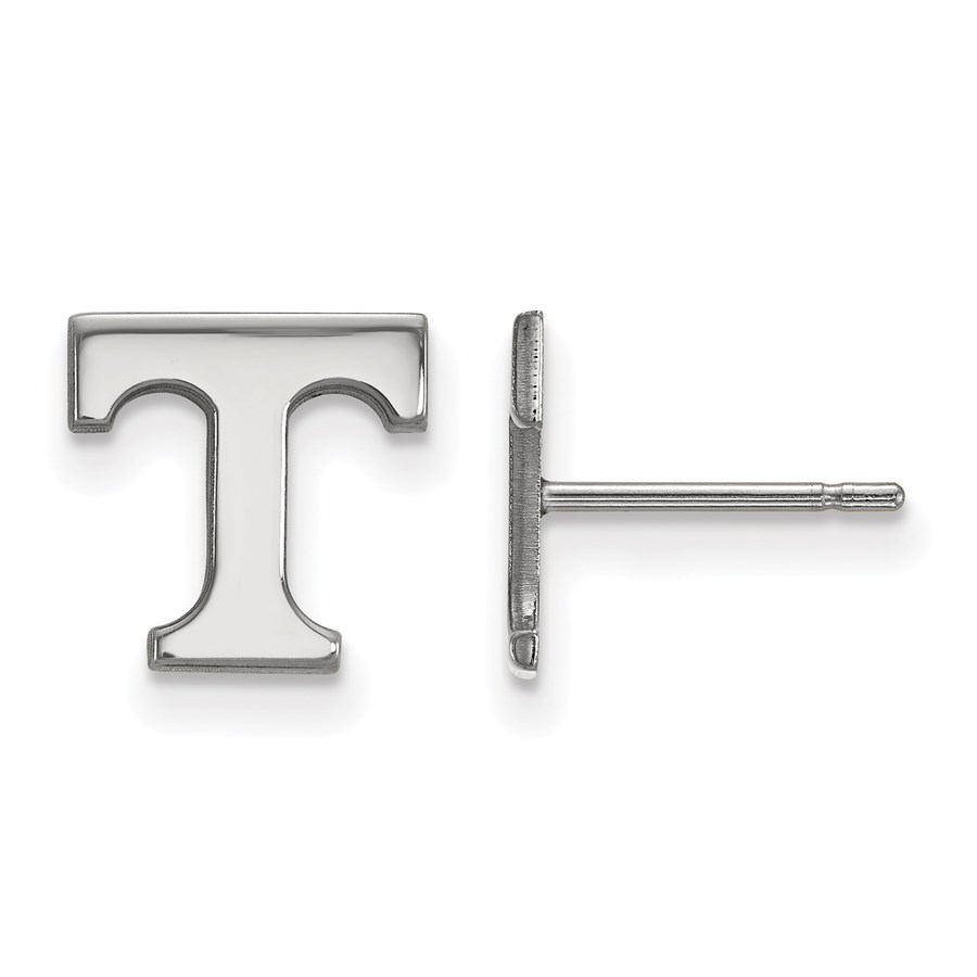 Sterling Silver University of Tennessee Post Earrings