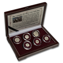 The Crusades: Silver 6-Coin Collection