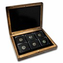 The Dynasty of Constantine the Great: 6-Coin Presentation Set