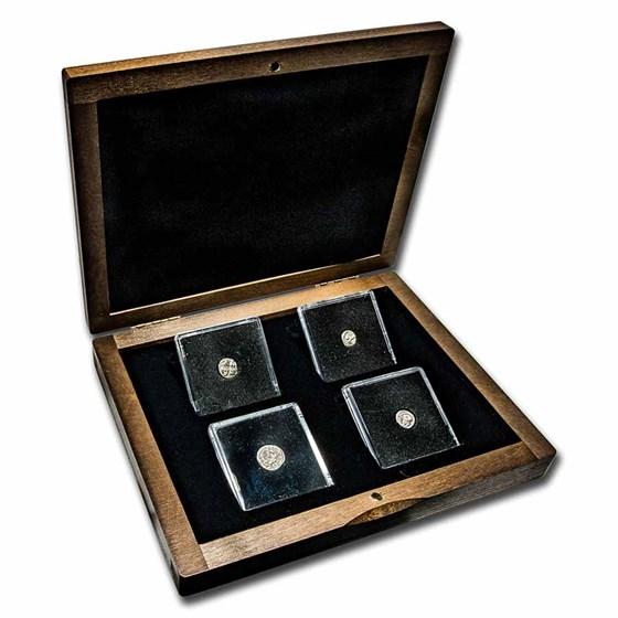 The Odrysian Kingdom Silver 4-Coin Presentation Set