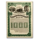 The Snohomish Valley Railway Company unissued Gold Bond
