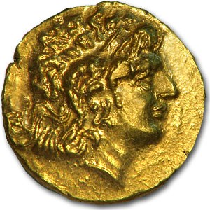 Thrace, Tomis, Gold Stater 2nd (1st Century BC)