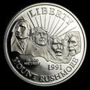 U.S. Mint 1/2 Dollar Clad Commem (Scruffy, w/o Box & COA)
