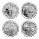 U.S. Mint $1 Silver Commem (ASW .7734 oz, Capsule Only)